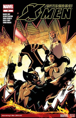 Marvel Comics Astonishing X-Men (2004 - 2013) Astonishing X-Men (2004) #37
