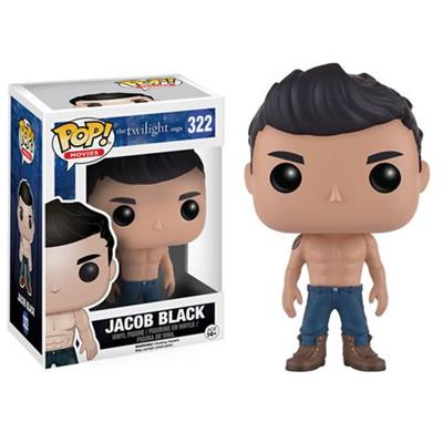 Funko Pop! Movies Jacob Black Stock Thumb