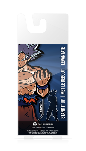 FiGPin Dragon Ball Super Ultra Instinct Goku