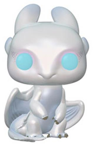 Funko Pop! Movies Light Fury Icon