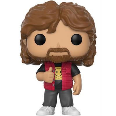 Funko Pop! Wrestling Mick Foley