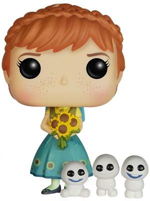 Funko Pop! Disney Anna (Frozen Fever)
