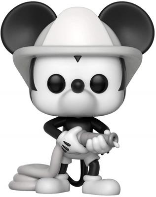 Funko Pop! Disney Mickey Mouse (Firefighter) Icon Thumb