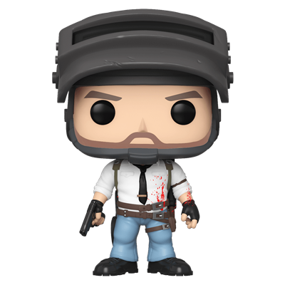 Funko Pop! Games Lone Survivor