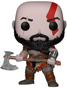 Funko Pop! Games Kratos (w/ Axe)