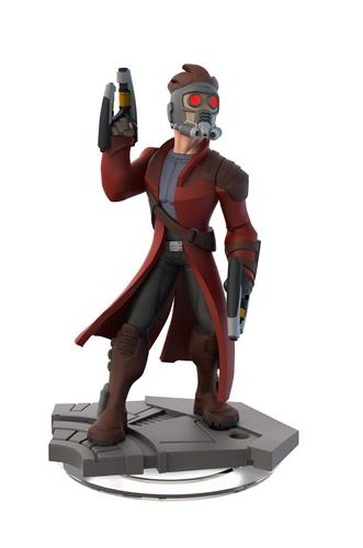 Disney Infinity Figures Marvel Comics Star-Lord