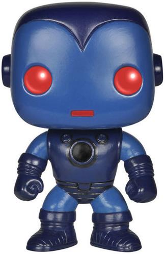 Funko Pop! Marvel Iron Man (Blue Stealth)