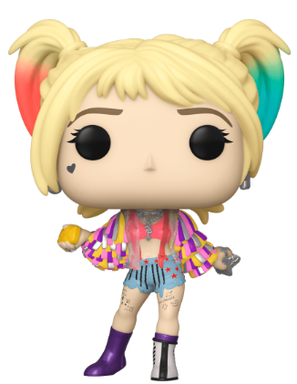 Funko Pop! Heroes Harley Quinn Caution Tape Icon