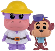 Funko Pop! Animation Peter Potamus & So-So