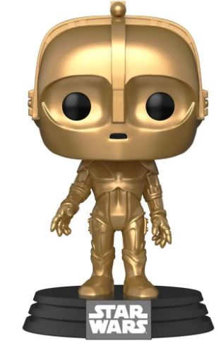 Funko Pop! Star Wars Concept Series C-3PO