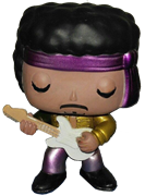 Funko Pop! Rocks Purple Haze (Metallic) - CHASE
