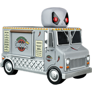Funko Pop! Rides Deadpool's Chimichanga Truck  (X-Force)