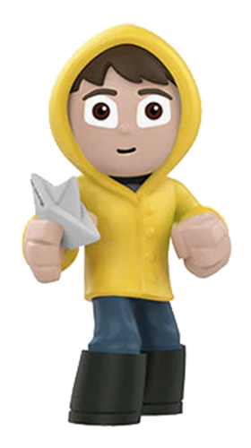 Mystery Minis IT Georgie w/ boat Icon Thumb