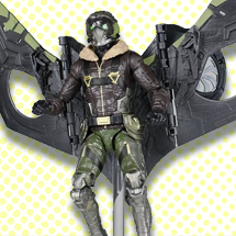 Marvel Legends Vulture Series (Spider-Man Homecoming)