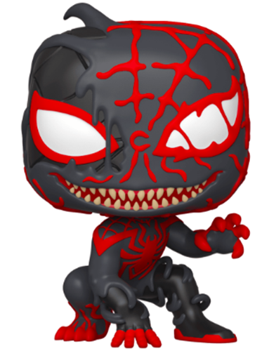 Funko Pop! Marvel Venomized Miles Morales
