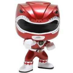 Red Ranger (Action Pose) (Metallic)