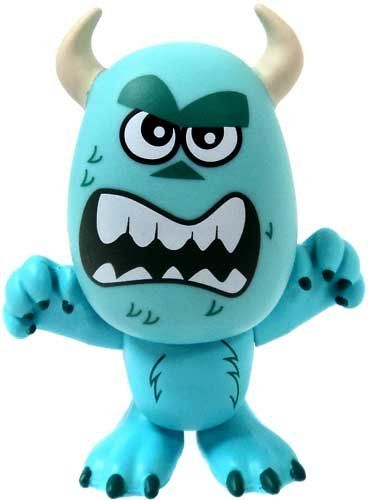 Mystery Minis Disney Series 1 Sulley (Mad) Icon