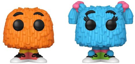 Funko Pop! Ad Icons Fry Guys (Orange/Blue) (2-Pack)