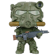 Funko Pop! Games Power Armor (T-60) (Green)