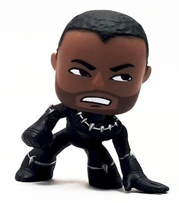 Mystery Minis Captain America: Civil War Black Panther (Unmasked)