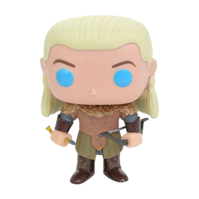 Funko Pop! Movies Legolas Greenleaf (Blue Eyes) Icon