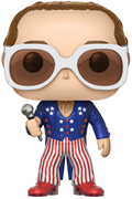 Funko Pop! Rocks Elton John (Red, White & Blue)