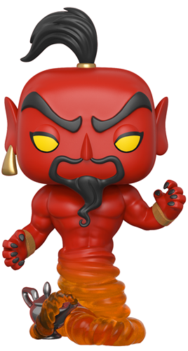 Funko Pop! Disney Red Jafar (as Genie)