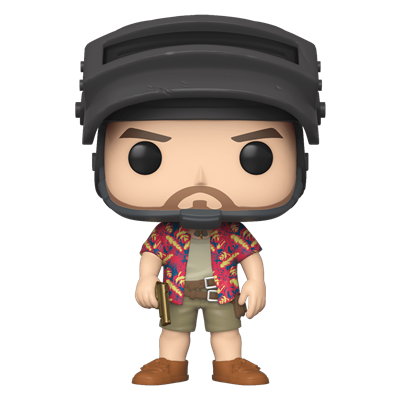 Funko Pop! Games Sanhok Survivor Icon