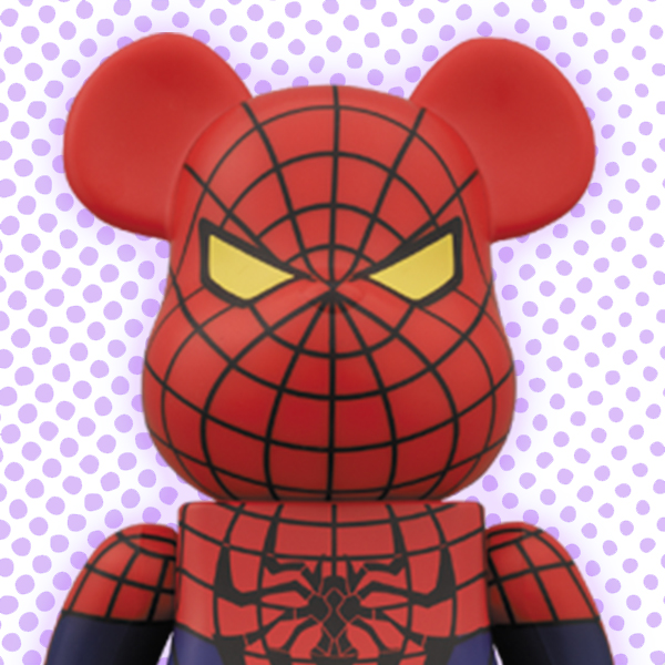 Be@rbrick Marvel