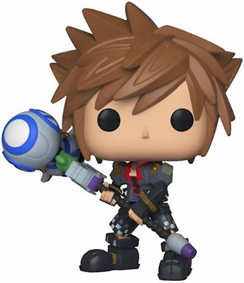 Funko Pop! Games Sora (Toy Story)