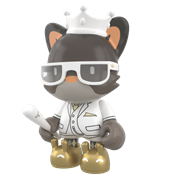 Superplastic Vinyl Toys King Janky the Second