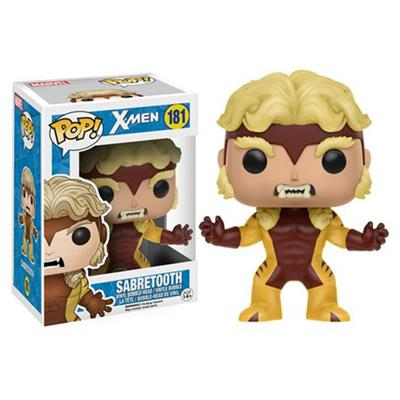 Funko Pop! Marvel Sabretooth Stock