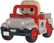 Funko Pop! Rides Park Vehicle w/ Ellie Sattler