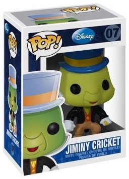 Funko Pop! Disney Jiminy Cricket Stock