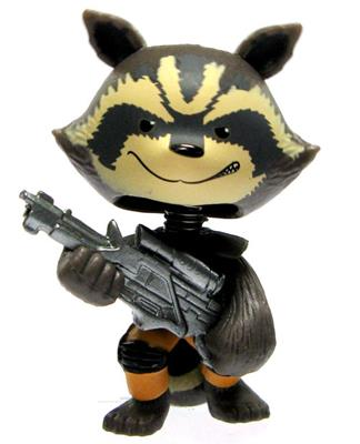 Mystery Minis Guardians of the Galaxy Rocket Raccoon