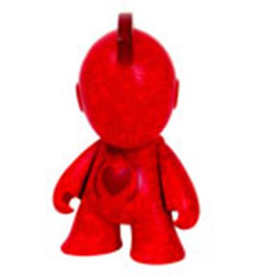 Kid Robot Kidrobot Mascots (Red) Special Edition