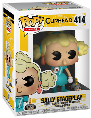 Funko Pop! Games Sally Stageplay Stock