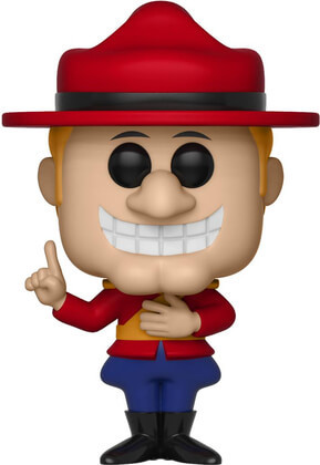 Funko Pop! Animation Dudley Do-Right