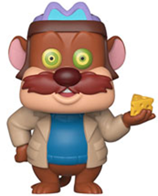 Funko Pop! Disney Monterey Jack (Hypnotized) - CHASE