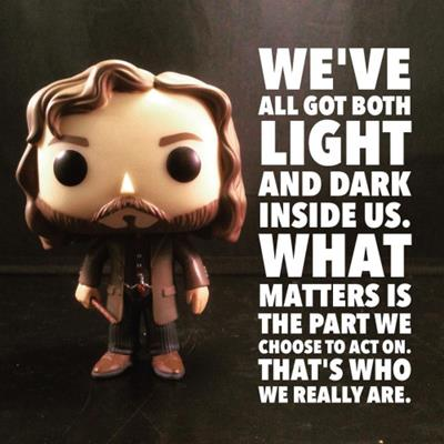 Funko Pop! Harry Potter Sirius Black natnotnate on tumblr.com