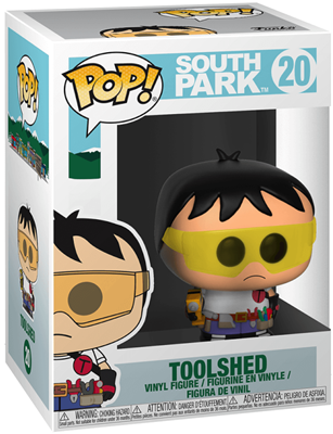 Funko Pop! South Park Toolshed Stock