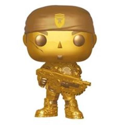 Funko Pop! Games Marcus Fenix (Gold)