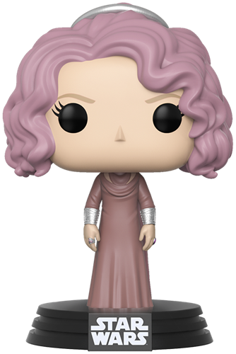 Funko Pop! Star Wars Vice Admiral Holdo