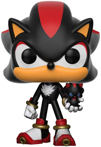 Funko Pop! Games Shadow (w/ Chaos)