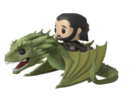 Funko Pop! Game of Thrones Jon Snow with Rhaegal