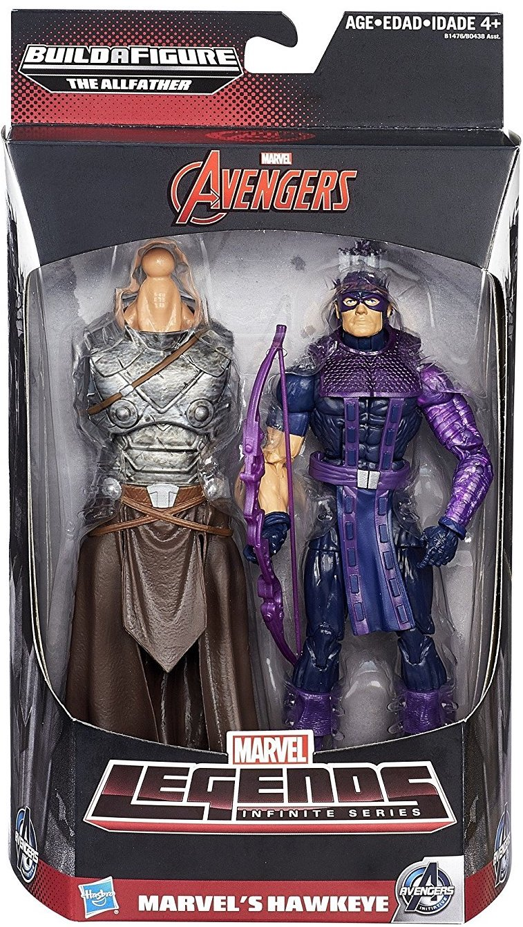 Marvel Legends All-Father Series Hawkeye