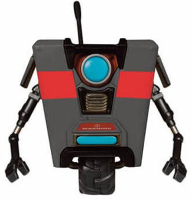 Funko Pop! Games Claptrap (Gray)