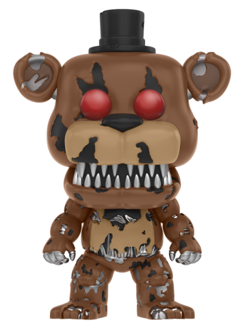 Funko Pop! Games Freddy (Nightmare)