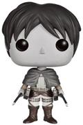 Funko Pop! Animation Eren Jaeger (B&W)