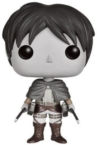 Funko Pop! Animation Eren Jaeger (B&W) Icon
